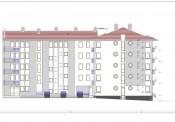 Слика одLamele 5,6 - Severozapadna fasada
